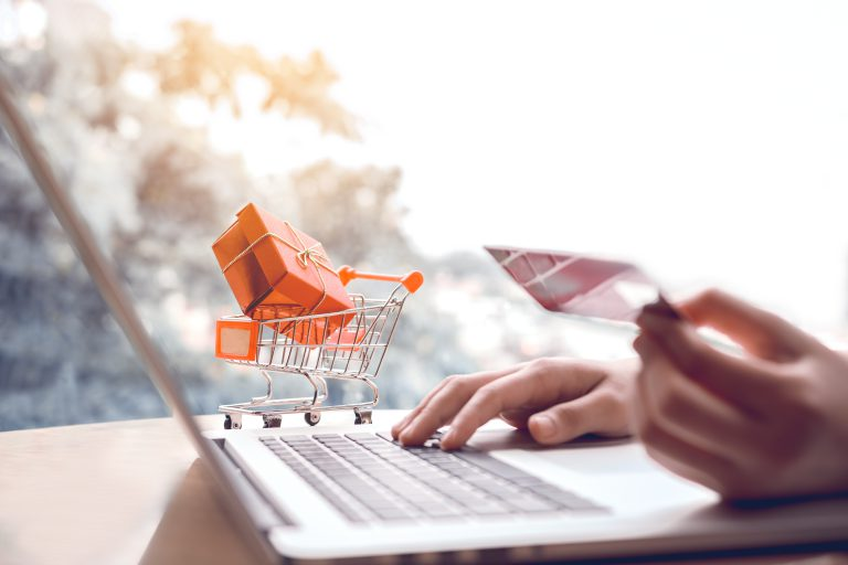 online shopping prepaid card